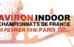 Championnat de France Aviron Indoor