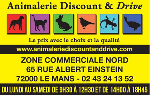 ANIMALERIE DISCOUNT & DRIVE